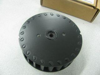 Carrier Bryant Draft Blower Wheel LA21RB327 Bore 1 4