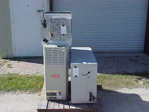 UNIT CARRIER 3 TON SPLIT UNIT R22 STRAIT COOL A C WITH GAS PACK