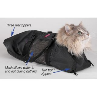 In this auction, you are buying one Top Performance Cat Grooming Bag
