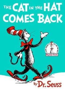 The Cat in the Hat Comes Back Beginner Books R Dr Seuss Theodor Seuss