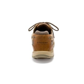 SPERRY CASCADE 3 EYE MENS MOCCASINS LEATHER BOAT SHOES ALL SIZES