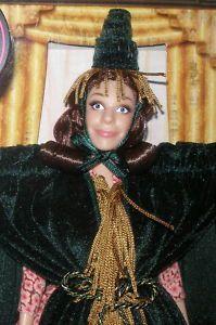 2008 Mattel Bob Mackies Carol Burnett Went with The Wind Doll NRFB