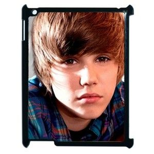 Bieber Apple iPad 2 Hard Case Cover Shell Casing Hot Baby Baby