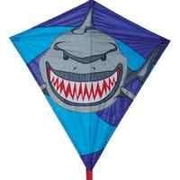 Premier Shark Jawbreaker 30 Diamond Kite w Tail Line Winder 70 Off