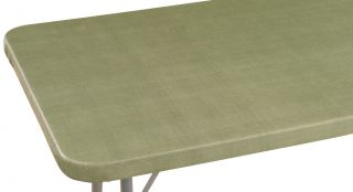Classic Weave Elasticized Banquet Table Cover by Miles Kimball