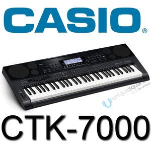 Casio CTK 7000 61 Key Portable Electronic Keyboard