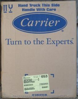Carrier 3 1 2 Ton 10 SEER R22 Air Conditioner