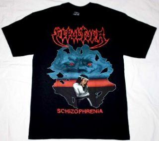 Sepultura Schizophrenia87 Soulfly Cavalera Conspiracy s XXL New Black