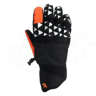 New 2012 Celtek Mens Faded Snowboard Ski Winter Gloves   Zac Marben