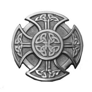 irish celtic knot shield cross belt buckle sku i4 irish celtic shield
