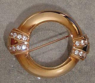 Vintage 1886 1986 Avon Centennial Service Award Brooch