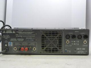 Fender Sunn SPL 9000 Professional Stereo Power Amplifier 2 Channel