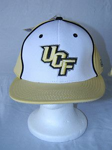 UCF Golden Knights Hat 7 5 8 NCAA Central Florida University Football