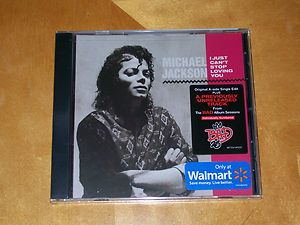 RARE  Only exclusive Michael Jackson numbered cd single Bad