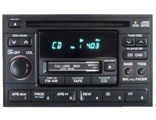 97 98 Nissan Maxima Radio CD Disc Cassette Tape Player PN 2213 Da