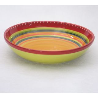 Certified International Hot Tamale Serving and Pasta Bowl 14278