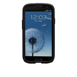 Case Mate Black Black Tough Case for Samsung Galaxy S3 i9300 US Seller