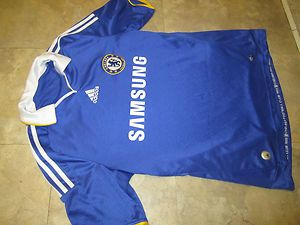 Champions League Chelsea Official Adidas Jersey M Futbol Soccer Shirt