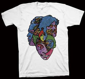 Love Forever Changes T Shirt Zombies Dylan Bowie CD LP