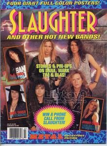 Slaugher Bang ango L A Guns Johnny Crash Blas Elias Meal Collecors