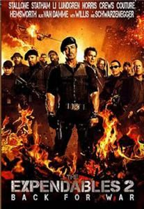 Expendables 2 Dvdthanks Giving Black Friday Sale New