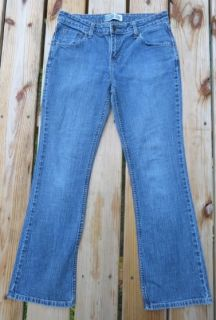 Levi Strauss Signature Low Rise Boot Cut Womens Stretch Cotton Jeans