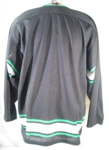 CCM VINTAGE NHL DALLAS STARS MENS L EMBROIDERED HOCKEY JERSEY
