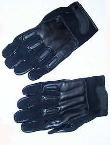Toughened Martial Arts Biker Sap Gloves with Lead Shot