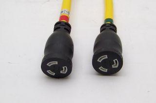 CEP 1474 20 Amp NEMA L5 20 Twist to Lock Y Power Adapter 125V 2500W 1