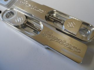 complete swingarm extension lowering kit chain brake line link