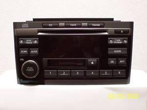 2002 2003 Nissan Maxima Radio CD Player CN120