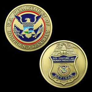 US Customs Border Protection ★ Challenge Coin