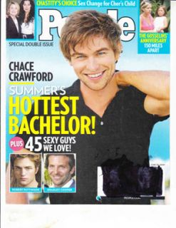 Chace Crawford Celebrity clippings Lot 1