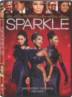Sparkle DVD New Jordin Sparks Whitney Houston Derek Luke 043396408104