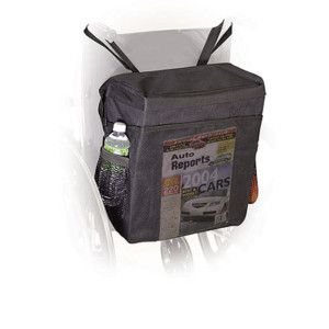 New Deluxe Wheelchair Nylon Carry Pouch Bag Wheel Chair