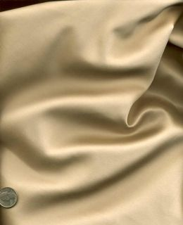 Exquisite Cotton Silk Fabric from Kaufman in Champagne
