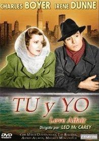 LOVE AFFAIR 1939 DVD R2 CHARLES BOYER IRENE DUNNE