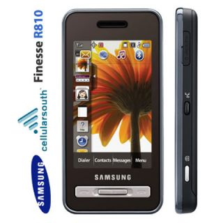 Cellular South Samsung Finesse R810 Camera Cell Phone