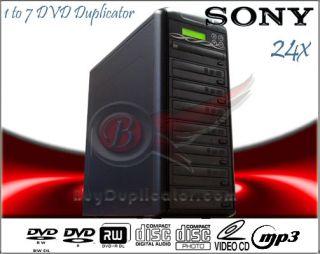 CD DVD Multi Burner Duplicator Copier w Laser Lens Cleaner Disc