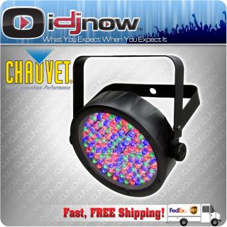 Chauvet Lighting SLIMPAR56 LED DMX DJ Slim Par Can RGB Wash Up Light