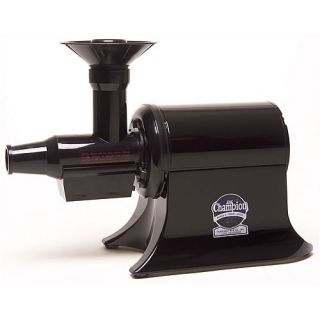 Champion Juicer Heavy Duty Commercial Juicer in Black G5 PG710 Black