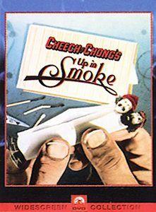 Cheech Chongs Up in Smoke DVD 2000 Sensormatic