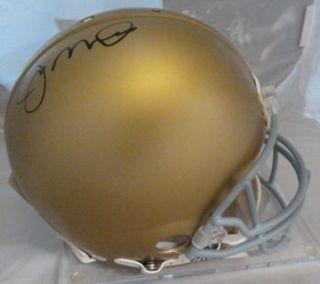 Joe Montana Autographed Signed Notre Dame Irish Proline Full Size