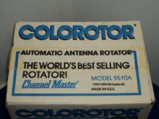 Channel Master 9521A Antenna Rotor Programmable Heavy Duty