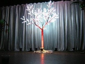 LED Palm Tree Animated LED Cherry Blossom Tree LED Light Sets