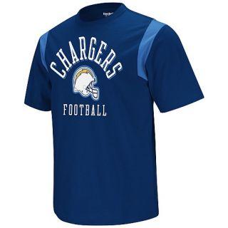 San Diego Chargers Gridiron Short Sleeve T Shirt XXL