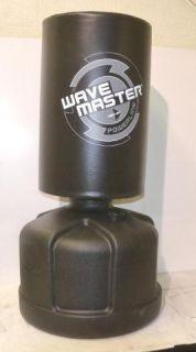 Century Powerline Wavemaster Free Standing Punching Bag Blk