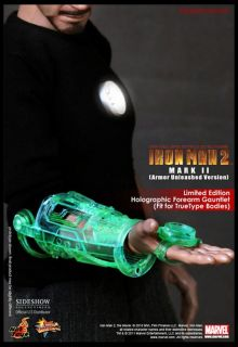 Sideshow Exclusive Version Hot Toys Iron Man Mark II Armor Unleashed