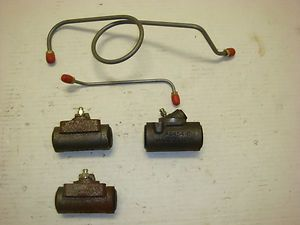 Chevrolet Chevelle SS Malibu Wheel Cylinders and Brake Line Parts NEW