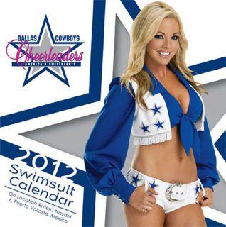 Dallas Cowboys Cheerleaders 2012 Box Calendar